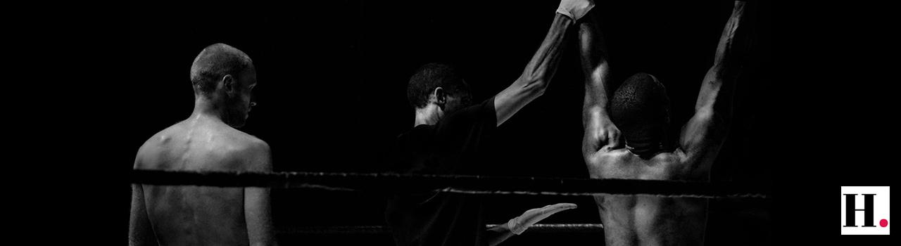 Sportig boxe